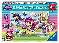 Ravensburger - 09154 - Puzzle Cours de Magie Mini Sorcières 2 x 24 Pièces