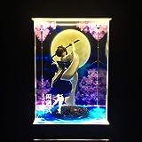 三次元照明 UV刻印フィギュアケース 空の境界 劇場版 両儀 式 -夢のような、日々の名残- 1/8スケール フィギュア 専用