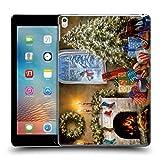 公式クリスマスMix Nicky Boehme Not A Creature Was Stirring Winter Wonderland Hard Back Case for Apple iPad Pro 10.5?( 2017?)
