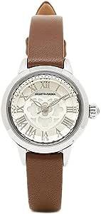 [ジュリエッタヴェローナ] 腕時計 GIULIETTAVERONA GV003SSIBR シルバー ブラウン [並行輸入品]