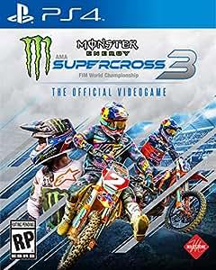 Monster Energy Supercross - The Official Videogame 3 (輸入版:北米) - PS4