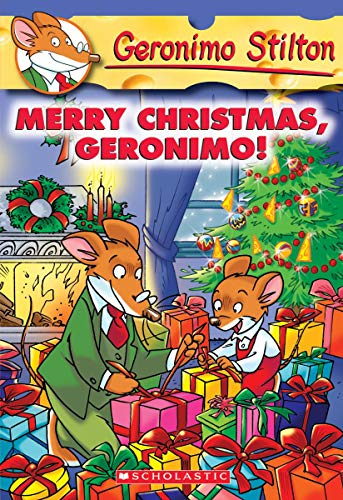 Merry Christmas, Geronimo! (Geronimo Stilton)の詳細を見る