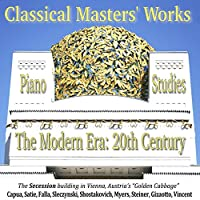 Classical Masters' Works 20th Century