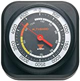 EMPEX(エンペックス) アナログ高度計 気圧計 アルティ・マックス4500 ブラック FG-5102