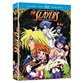 Slayers: Season 4 & 5 [Blu-ray] [Import]