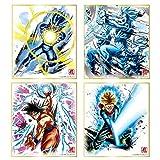 ドラゴンボール 色紙ART10 (10個入) 食玩・ガム (ドラゴンボール超)