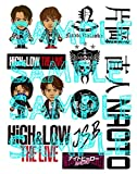 三代目 J Soul Brothers HiGH&LOW タトゥーシール 直人 EXILE