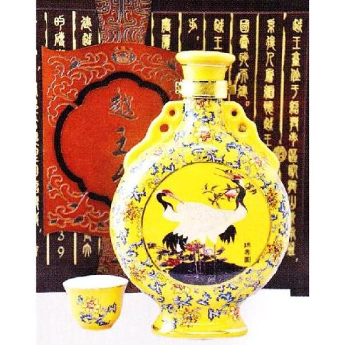 どうしたのどちらも残り物越王台 陳年30年花彫酒 (壷) 600ml