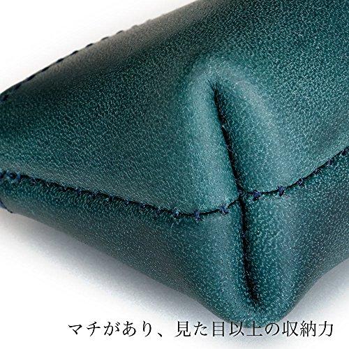 ヴァケッタ ペンケース (GIALLO) 【your case Sticky Cleanerセット】 本革 TEMPESTI イタリアン 共に成長する レザー