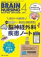 ブレインナーシング 2017年4月号(第33巻4号)特集:日本一 カンタン・わかりやすい 脳神経外科疾患ノート