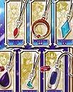 聖闘士星矢 Ω オメガ 聖衣石 コレクション 6種 クロストーン全6種 1 光牙 ペガサスクロス 2 蒼摩 ライオネ