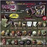 マンガヒーローズ ゲゲゲの鬼太郎 ミニビッグヘッドフィギュアコレクション BOX