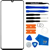 MMOBIEL Front Glass Repair kit Compatible with Huawei P30 Pro 2019 6.47 inch (Black)