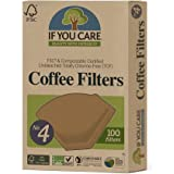 IF YOU CARE No. 4 Coffee Filters, 100 CT