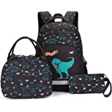 MITOWERMI Elementary Middle School Backpack Kids Bookbag Durable Travel Rucksack Daypack for Boys and Girls