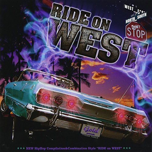 RIDE ON WEST (Japan Version)