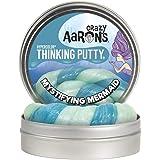 【 温めると色の変化!のある シリコン製パティ 】 Crazy Aaron's Putty World シンキングパティ ハイパーカラー シリーズ EU安全規格適合 内容量90g レギュラーサイズ Made in USA 日本正規代理店品 【 ミステ