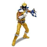 パワーレンジャー ライトニングコレクション 6インチ アクションフィギュア 『ダイノチャージ』 ゴールドレンジャー