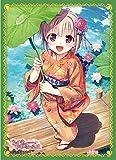 ブロッコリーキャラクタースリーブ 千の刃濤、桃花染の皇姫 「鴇田 奏海」