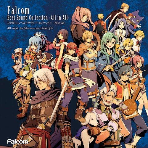 Falcom Best Sound Collection -...