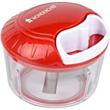 Wonderchef Wonderchef Jumbo String Plastic Chopper, White and Red, 63152570