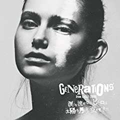 GENERATIONS from EXILE TRIBE「Pray」のCDジャケット