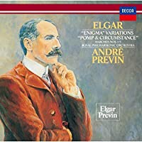 Elgar: 'Enigma' Variations by Andre Previn (2015-04-29)