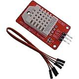 DSD TECH DHT22 温湿度センサーモジュール AM2302チップ付き Arduino Raspberry Pi用 DHT11の進化版