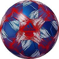 adidas(アディダス) サッカーボール 小学生用 コネクト19 グライダー フットボールブルー 4号球 AF404BR