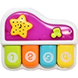 Baby Portable Piano. Educational Toy for Music Learning and Entertainment for Ages 9 Month to 4 Years
