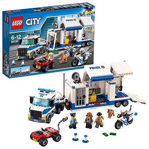 レゴ (LEGO) シティ ポリストラック司令本部 6013...