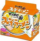 Best ラーメン - サッポロ一番 みそラーメン 5食 Review