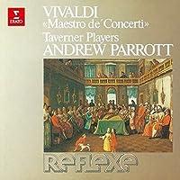 Vivaldi: Maestro De'Concerti by Andrew Parrott (2015-12-16)