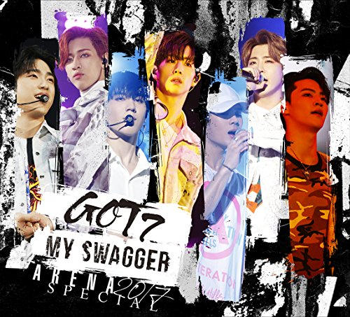 "GOT7 ARENA SPECIAL 2017""MY SWAGGER""in 国立代々木競技場第一体育館(初回生産限定盤) [DVD]"