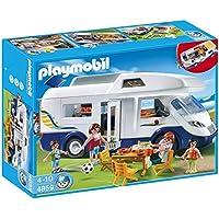 PLAYMOBIL プレイモービル 4859 キャンピングカー アウトドア