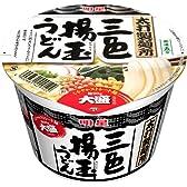 明星 太打製麺所 大盛三色揚玉うどん 105g×12個