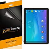 (3 Pack) Supershieldz for Onn 10.1 inch Tablet Screen Protector, 0.11mm, High Definition Clear Shield (PET)