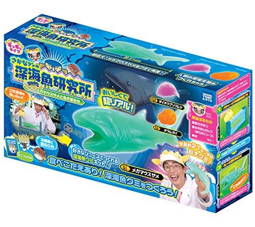 さかなクンの深海魚研究所 メガマウスザメとなかまたち -