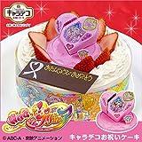 【イチゴシーズン限定】キャラデコお祝いケーキHUGっと!プリキュア 5号 15cm 生クリームショートケーキ