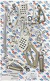Robby Moto Engineering(ロビー モト エンジニアリング) バックステップ SBKモデル ホンダ CBR600RR (2007-13) (逆チェンジのみ) シルバー
