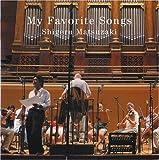 MY FAVORITE SONGS(DVD付)/松崎しげる