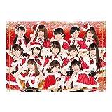 AKB48 限定 2017/11/17発売 2017クリスマス クリアファイル 50th選抜集合