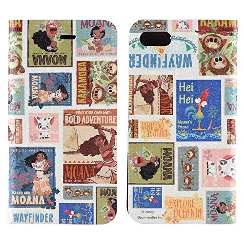 グルマンディーズ モアナと伝説の海 / iPhone7(4.7インチ)対応フリップカバー ポスター dn-418cの詳細を見る