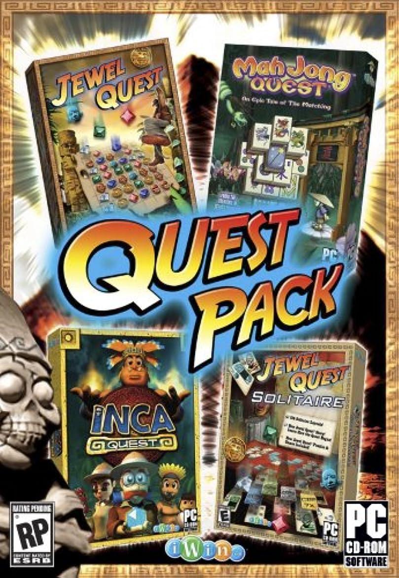 実り多い空中枕Quest Pack (輸入版)