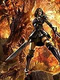 ドラゴンエイジ -ブラッドメイジの聖戦- [Blu-ray]