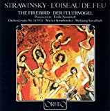 Stravinsky - Firebird Suite (arr for piano) by Igor Stravinsky (1984-06-08)