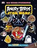 Angry Birds(TM) Star Wars(TM) Das grosse Stickerbuch: Ueber 1000 tolle Sticker