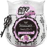 シャルダン SHALDAN ステキプラス クルマ専用 消臭芳香剤 シフォンブーケの香り 90g