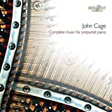 JOHN CAGE/ WORKS FOR PREPARED PIANO