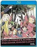 特例措置団体ステラ女学院高等科C3部:コンプリート・コレクション 北米版 / Stella Women's Academy: Complete Collection [Blu-ray][Import]